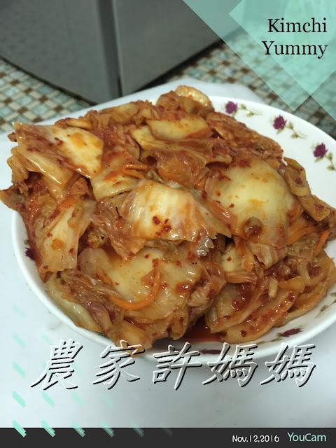 跟炒年糕超搭的韓式泡菜