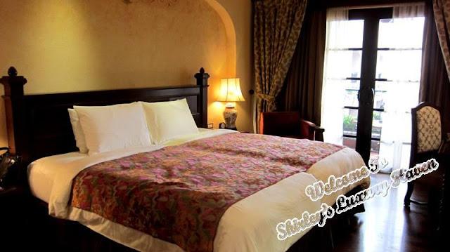 casa del rio melaka bedroom, giveaway