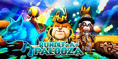 Frostcaller: Bundle-a-Palooza in Wizard101 & Pirate101