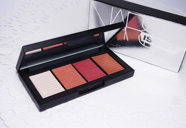 NARS - NARSissist Dual-Intensity Blush Palette Beauty, Beautyblog, Rouge, Pink, Koralle, Luxus