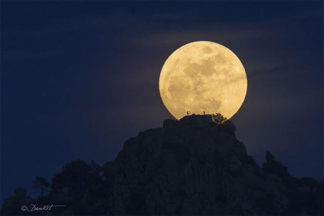 Lua Cheia - Madrid, Espanha