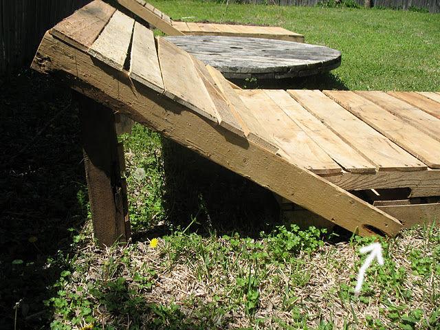 Come Costruire Una Sdraio.Costruire Una Sdraio Chaise Long