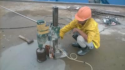Khoan cắt bê tông tại Khánh Hòa