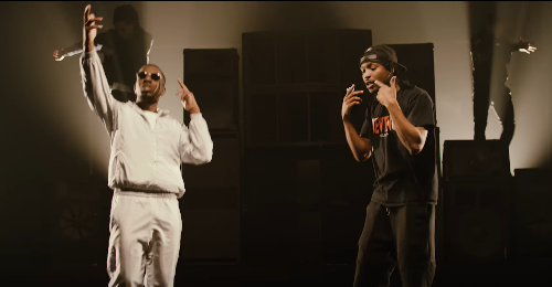 BLAY VISION FT. JME - GONE MAD [MUSIC VIDEO]