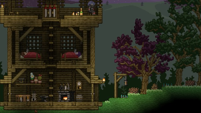 Starbound Nightly PC Games Gameplay