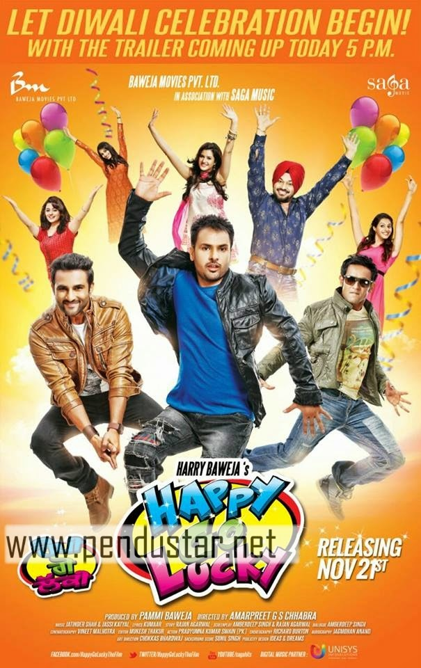 Happy Go Lucky Punjabi Movie Mp3 Song Free Download