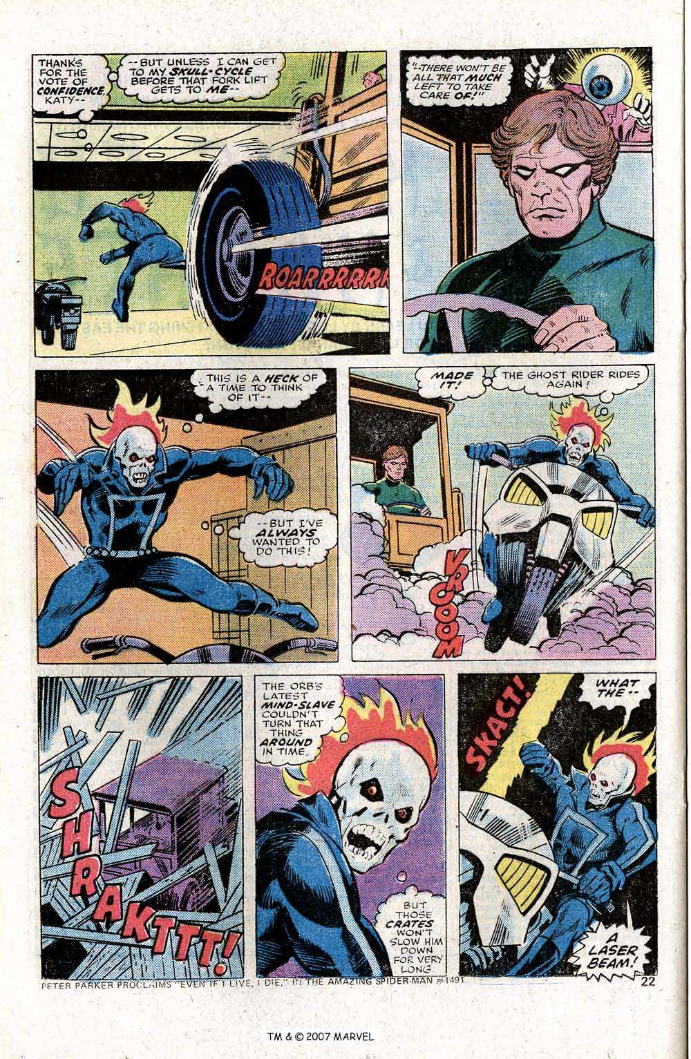Ghost Rider (1973) Issue #14 #14 - English 24