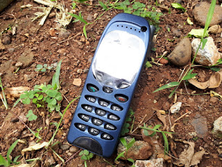 Casing Hape Nokia 6150 Jadul Baru Fullset Langka