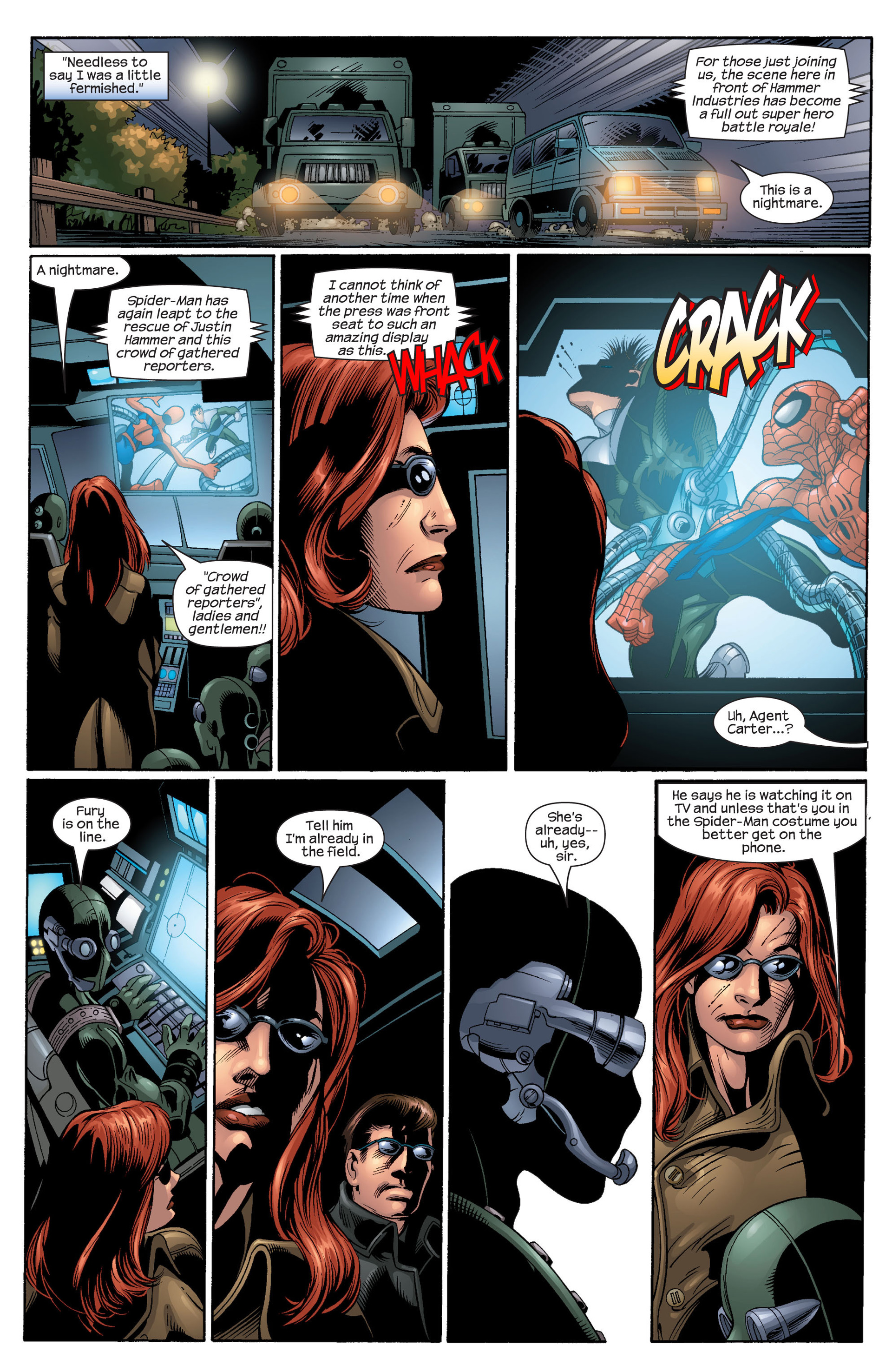 Read online Ultimate Spider-Man (2000) comic -  Issue #46 - 6