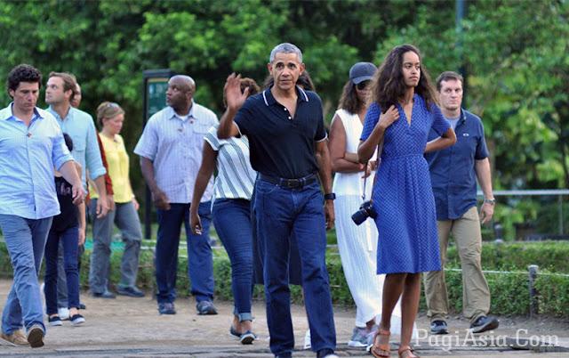 Obama Ke Jakarta, 4 Ribu Personil Di Gerakan