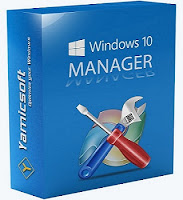 تحميل برنامج windows 10 manager