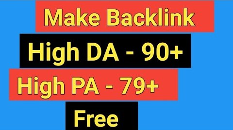 How To Get High Authority DA & PA Backlinks