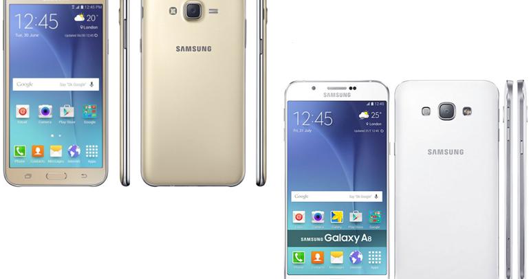 Harga HP Samsung Galaxy J Dan A Series 2017 HP Murah