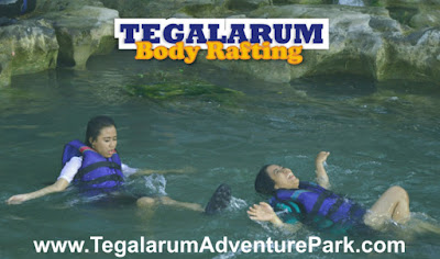 Tegalarum Body Rafting