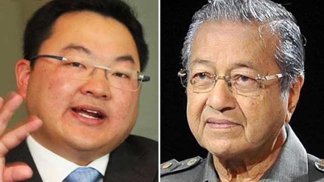 Mahathir Mohamad: Kami Sangat Ingin Menangkap Jho Low