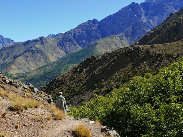 maroko, atrakcje maroko, atlas wysoki, góry atlas, trekking maroko, jebel toubkal