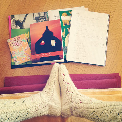 hanna's nest: VEDIC CHANT TEACHER TRAINING COURSE