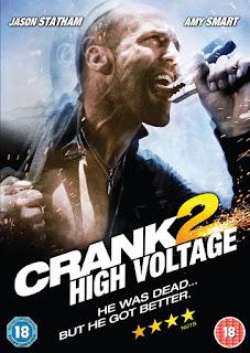 Crank: High Voltage (2009) แครงก์ คนคลั่ง ไฟแรงสูง