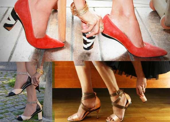 tacones, tacones quita y pon, zapatos, complementos, tiendas, mujer