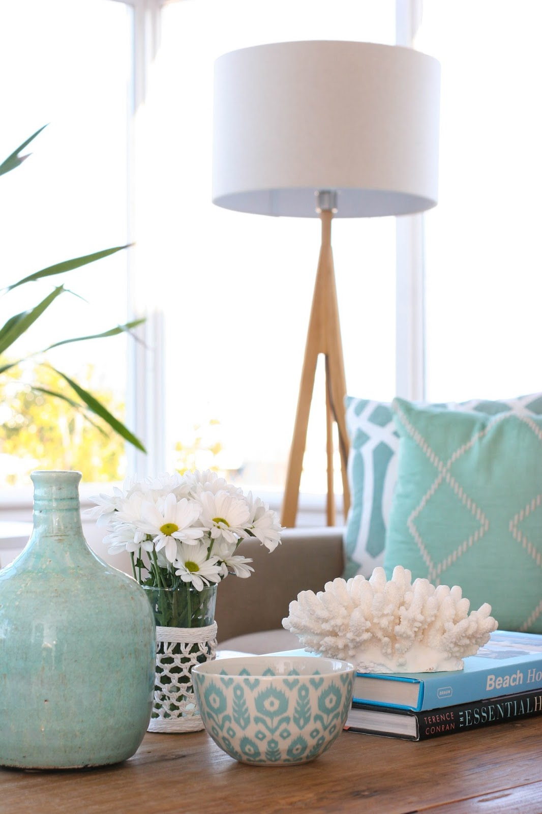 Coastal Style: My Beach House Tour