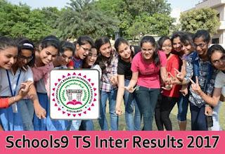 schools9.com Inter Results 2017, School9.com results 2017, Telangana Inter Results @ www.schools9.com
