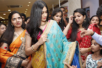 Actress Adah Sharma Launches Saree Niketan Showroom  0013.jpg