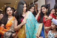 Actress Adah Sharma Launches Saree Niketan Showroom  0013.jpg