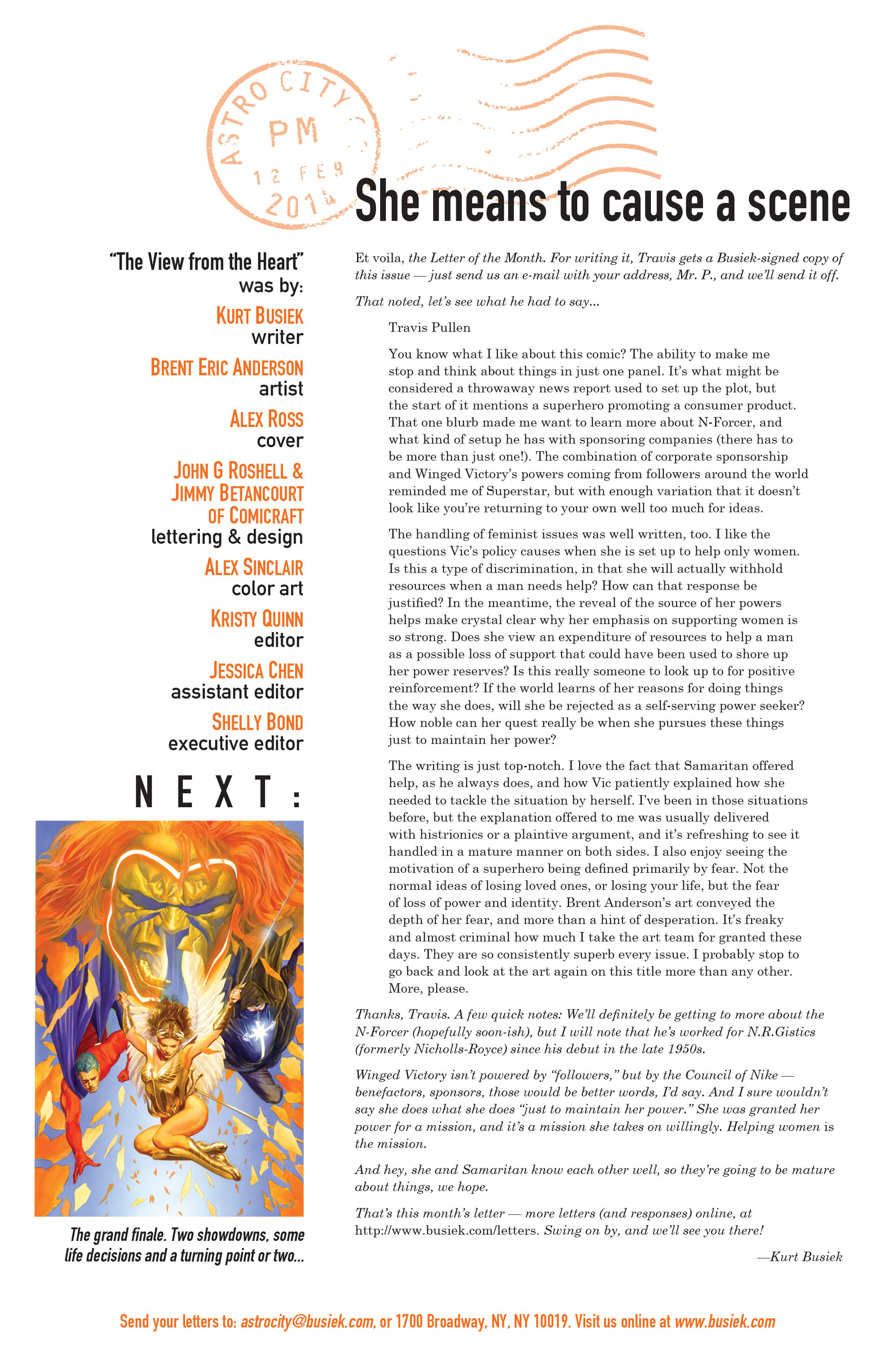 Read online Astro City comic -  Issue #9 - 26