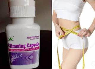 suplemen untuk melangsingkan badan