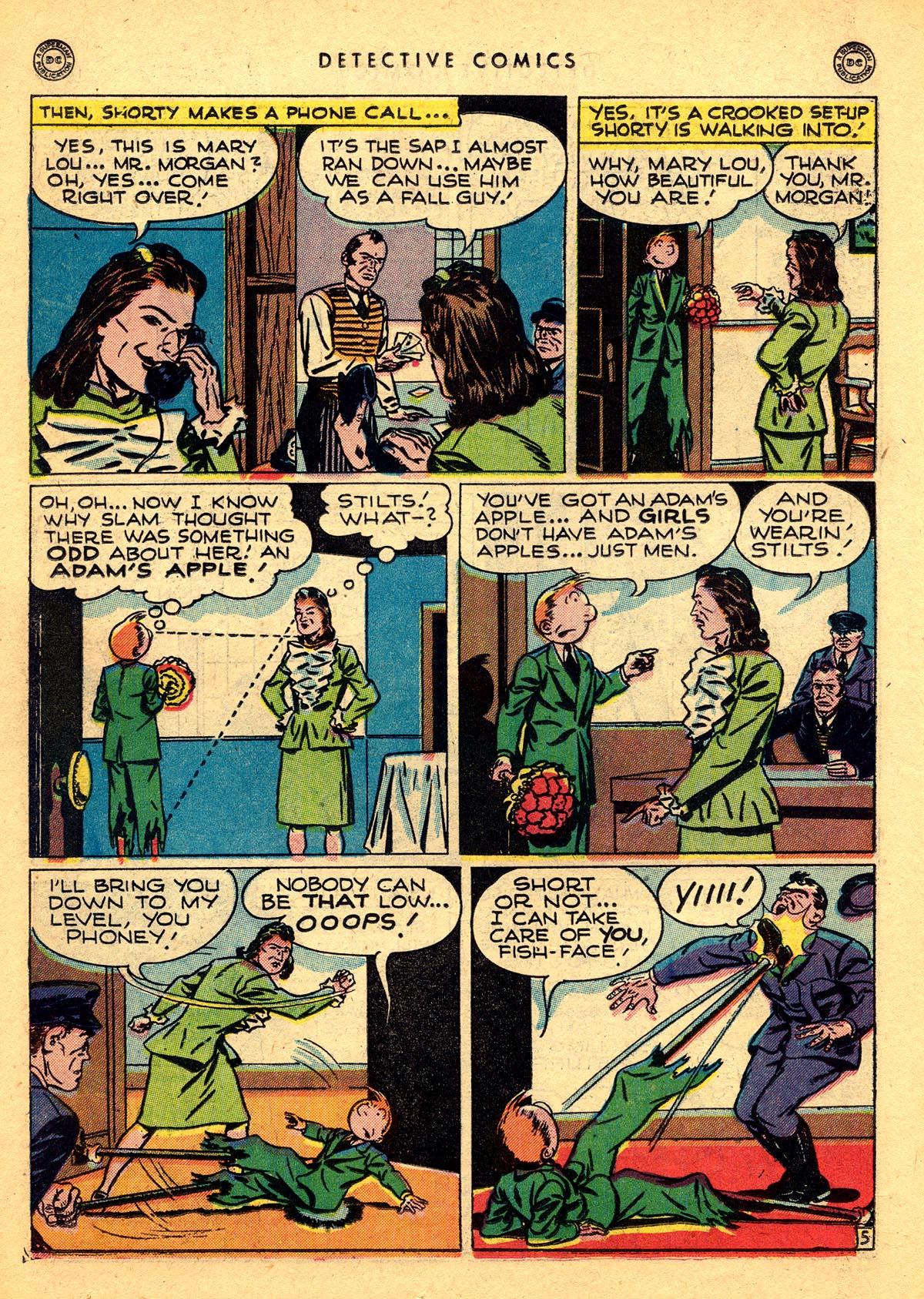 Detective Comics (1937) 120 Page 19