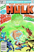 Incredible Hulk v2 annual #11 marvel comic book cover