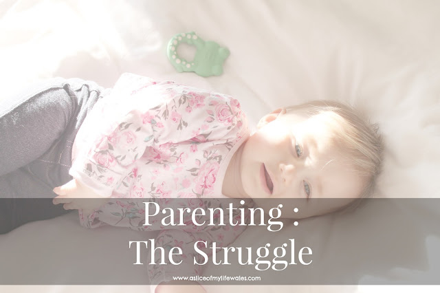 blog post about the real struggles of sleepless nights with an older baby