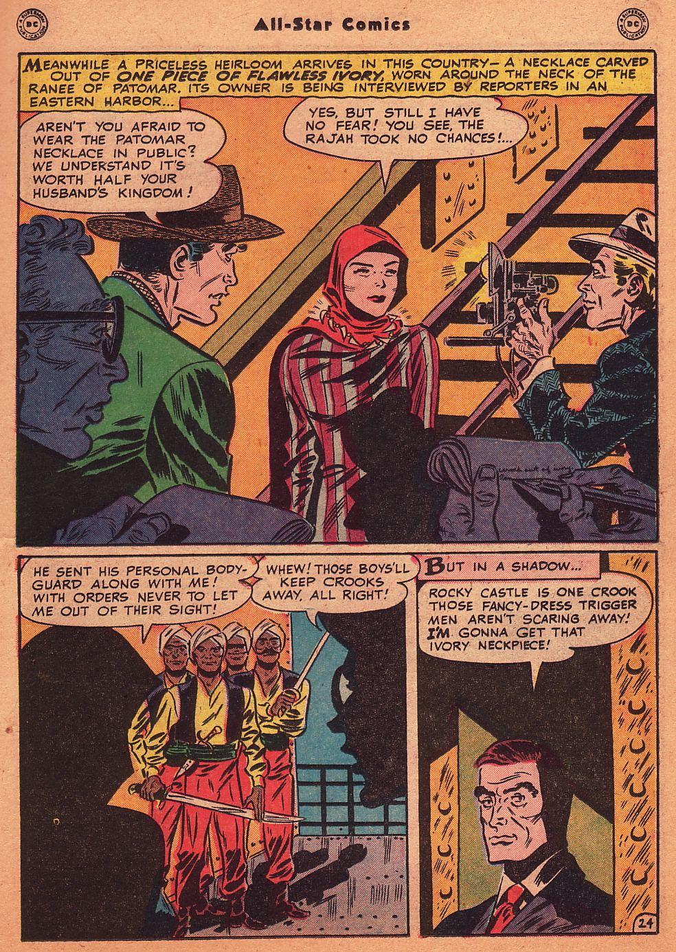 Read online All-Star Comics comic -  Issue #45 - 29