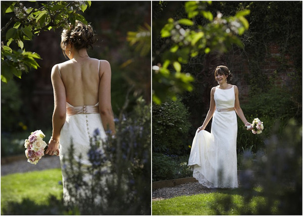 Some Backless Wedding Dresses (2)