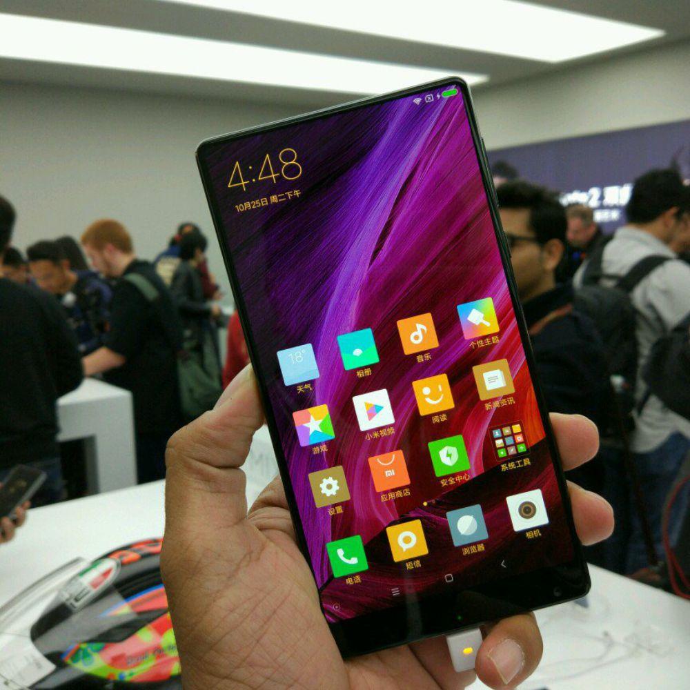 Xiaomi Mi Mix: ufficiale lo smartphone senza cornici | Video x4 HTNovo