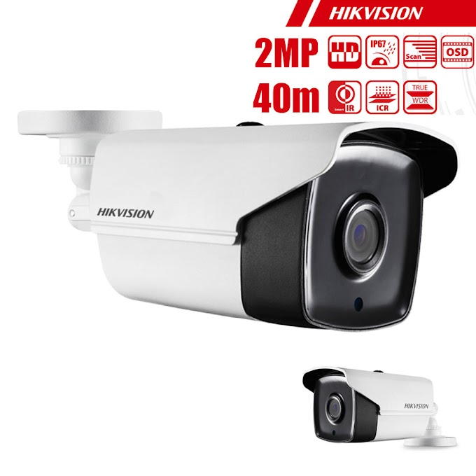 Camera TVI Hikvision DS-2CE16D8T-IT3(2M-40m)