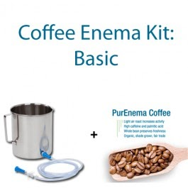 coffee enema what is it