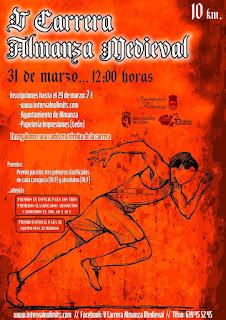 Clasificaciones Carrera Almanza Medieval 2019