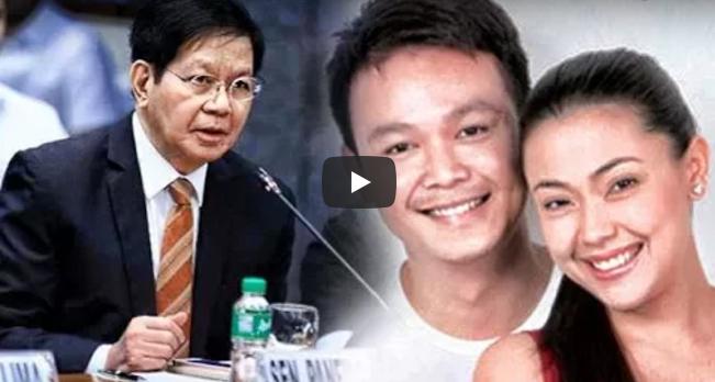 WATCH: NAGULAT ANG LAHAT!  Lumabas Na Ang Tunay Na Pagkatao Ng Anak Ni Sen. Lacson
