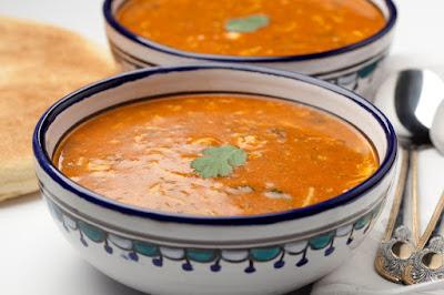 Sup Harira Makanan Khas Maroko