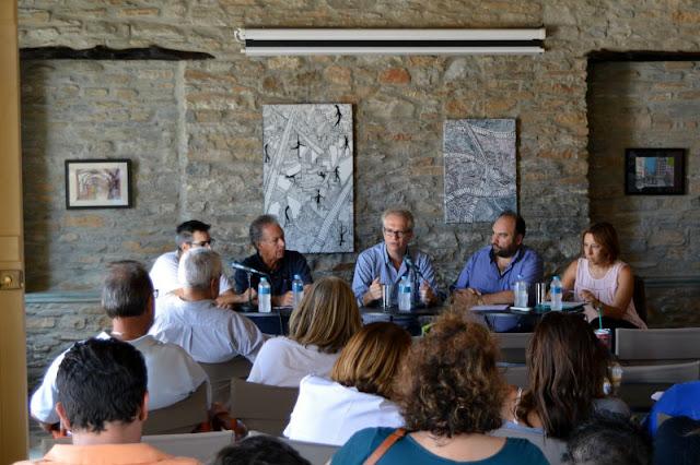 Ολοκληρώθηκαν οι ενημερωτικές εκδηλώσεις για το CLLD/LEADER στον Δήμο Καρύστου.