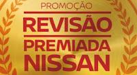 Promoção Revisão Premiada Nissan www.revisaopremiadanissan.com.br