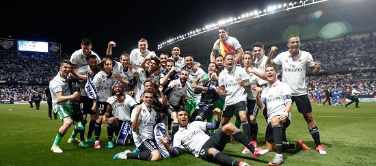 Real Madrid là đội bóng xuất sắc nhất lịch sử La Liga.