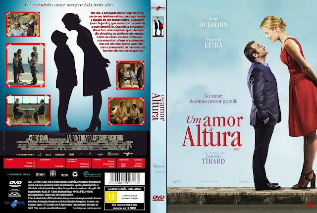 Capa DVD Um Amor Á Altura