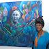 Inauguran exposición colectiva en homenaje a maestra Ada Balcácer