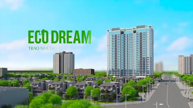 Phối cảnh chung cư Eco Dream