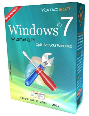 Windows 7 Manager 5.1.2 + Patch