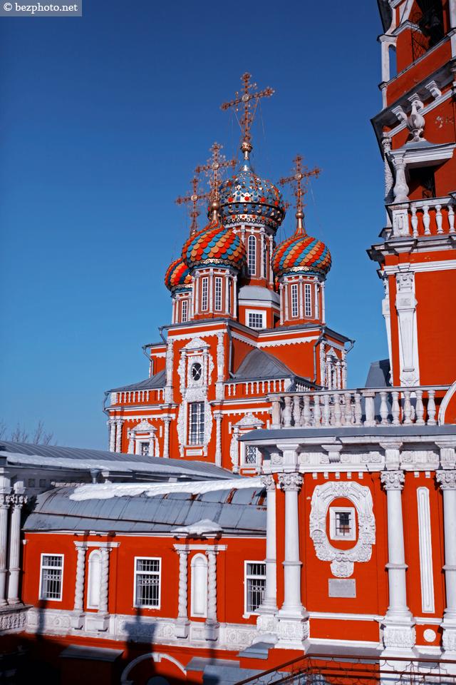строгановская церковь нижний новгород фото