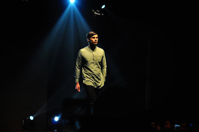fashion show 5 waktu kurta