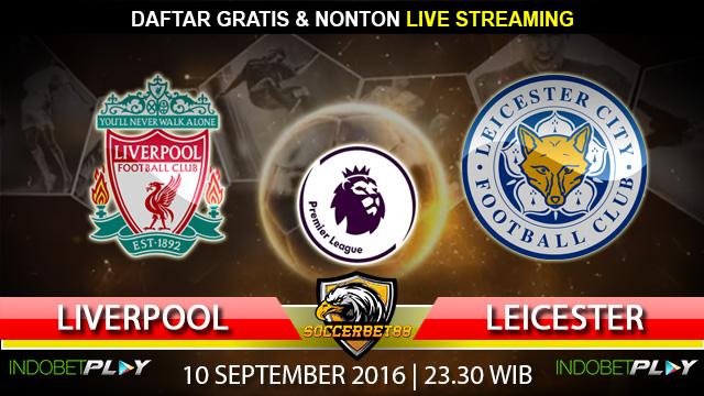 Prediksi Liverpool vs Leicester 10 September 2016 (Liga Inggris)